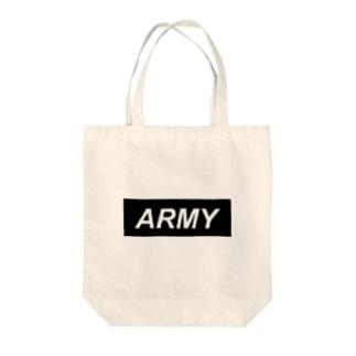 ARMY tote bag  Tote bags