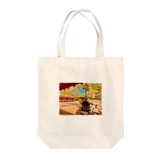 NIPPONの風景。(宮島編) Tote bags