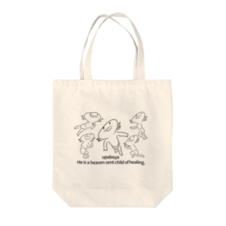 うーぱーぼうや PANICHI Tote bags