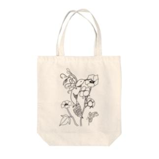 コットントートバッグ Tote bags