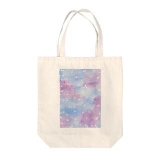 星空 Tote bags