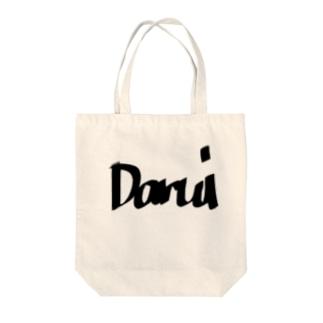 DARUI だるい Tote bags