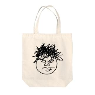 ポテトブス Tote bags