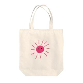 太陽さんのバック Tote bags