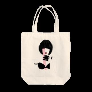 Mukade byのDevil Girl Tote bags