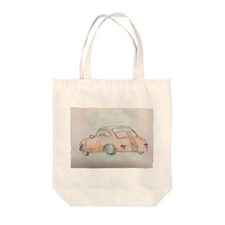 古い車 Tote bags