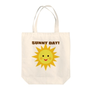SUNNY DAY! Tote bags