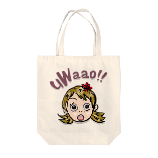 honey-designのuWaao Tote bags
