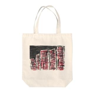 ビル Tote bags