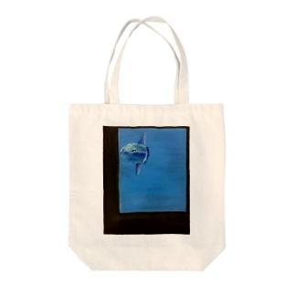 まんぼう Tote bags