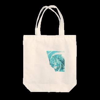 エーコのニンフ(妖精)の潮流 Tote bags