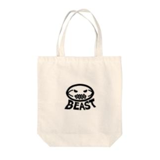 ラグビーイメージキャラクター Tote bags