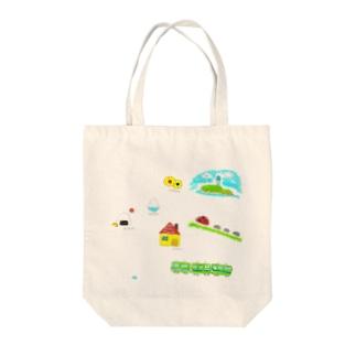 湘南、春うらら〜 Tote bags