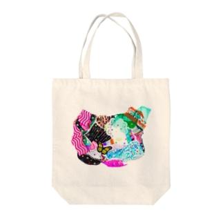 春めき Tote bags