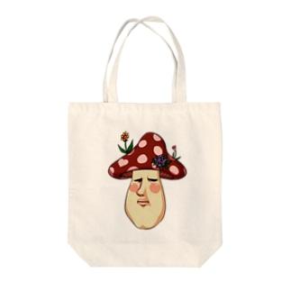 ポイズンブラザーズ・ピエール Tote bags