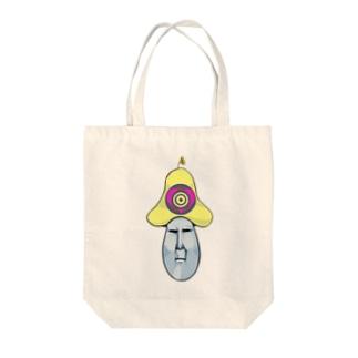 ポイズンブラザーズ・ジェイコブ Tote bags