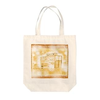 未干支天使(ジンタン)のお店へようこそ Tote bags