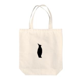 皇帝ペンギン Tote bags