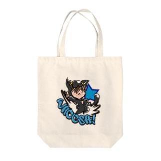 あにま★でゅお Tote bags