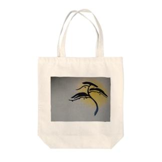 松風 Tote bags