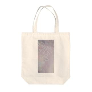 桜 今栄りなり Tote bags
