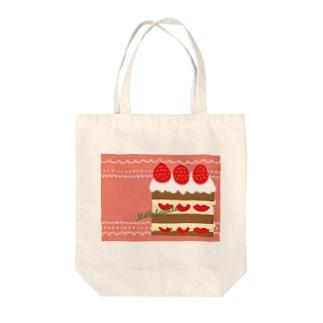 ミルフィーユ Tote bags
