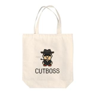 CUTBOSS Tote bags