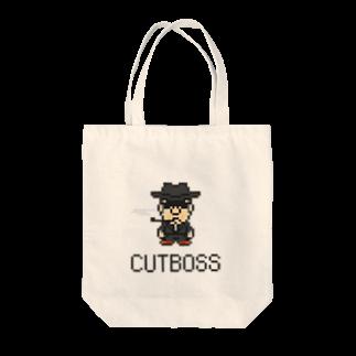 CUTBOSSのCUTBOSS Tote bags