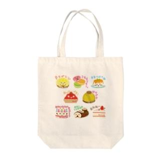 スイーツタイム3-sweets time-スイーツタイム- Tote bags