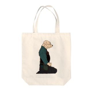 剣道 -黙想- Tote bags