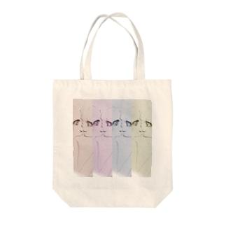 girlsgirlsgirlsgirls Tote bags
