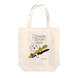 ネコ兄弟 tXTC_42 Tote bags
