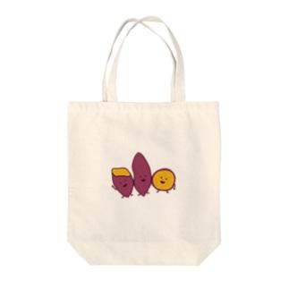 さつまいもブラザース Tote bags