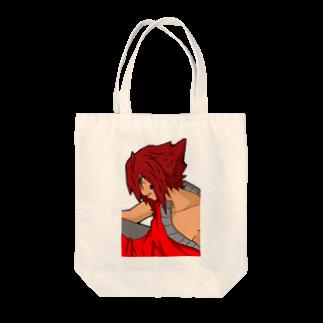 如月 沁のパット・ベネディクト Tote bags
