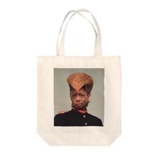 TKDシティー Tote bags