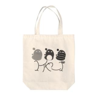 スイヤーズ(モノクロ) Tote bags