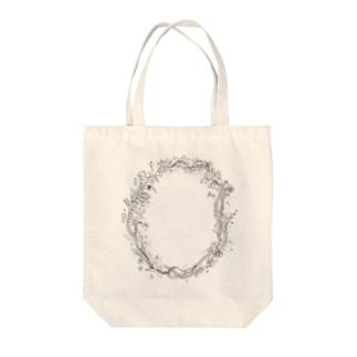 ohana Tote bags