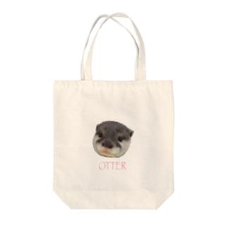 しずか Tote bags