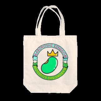 まぼろし国 Suzuri店のまぼろし国の紋章 Tote bags