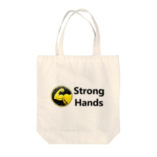 StrongHands Tote Bag
