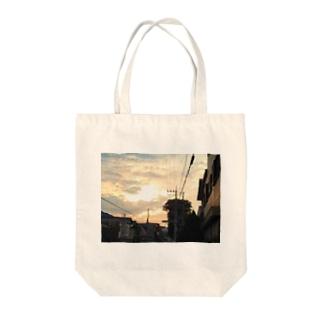 空町 Tote bags