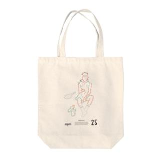 【2018.04.25】新井リオの英語日記グッズ トートバッグ