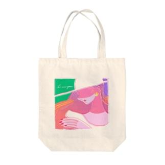 I ×××× you Tote bags