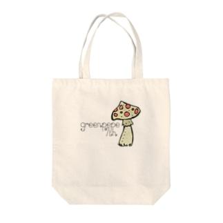中崎町 greenpepe  その1 Tote bags