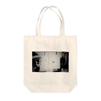 恋の終わりはセピア色 Tote bags