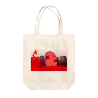 ブヒーモス(白昼) Tote bags