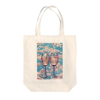 アニバーサリーⅥ Tote bags