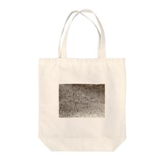 複雑な絵の中にメッセージや隠しキャラを入れたやつ Tote bags