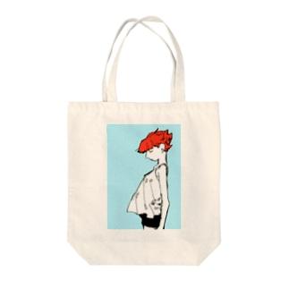 初夏 Tote bags
