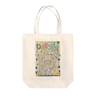DARSANA Tokyo Tote bags